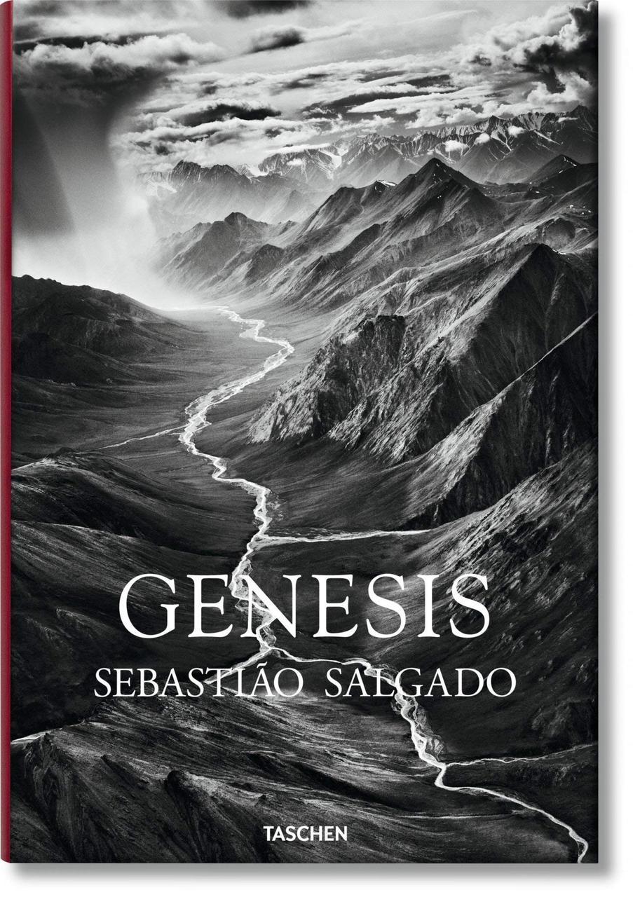 Книга Sebastiao Salgado. Genesis