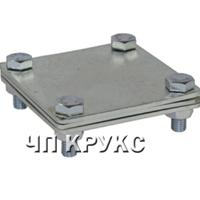 Соединитель полосы для соединения плоского проводника