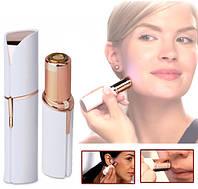 Женский эпилятор для лица Flawless одна скорость, от батареек AA, Триммеры, Триммер для лица, Триммер для носа