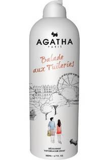 Оригинал Agatha Balade aux Tuileries 200ml Женский Дезодорант Агата Баладе о Тюильри