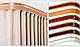 """Декоративная лента на потолочный карниз Бленда Меандр 3 """" Орех Тёмный"""" на потолочный карниз КСМ 70мм, фото 2"""