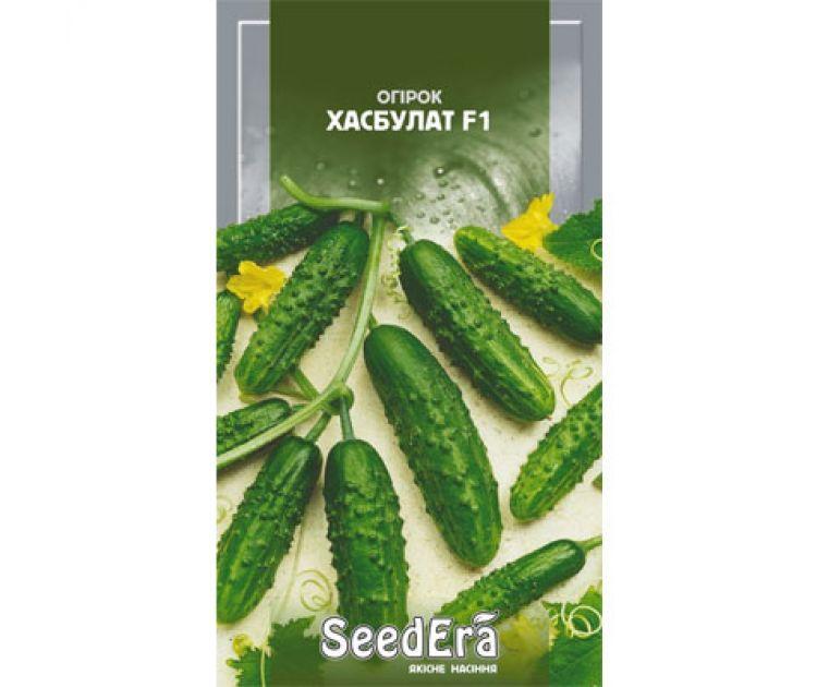 Семена огурец ХАСБУЛАТ F1 10 ШТ SeedEra