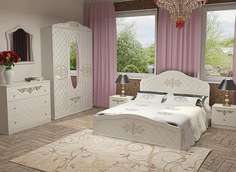Спальня Неман «Лючия», фото 2