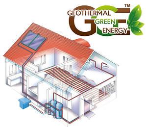 Тепловые насосы прямого испарения GEOTHERMAL GREEN ENERGY