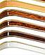 """Декоративная лента на потолочный карниз Бленда Меандр 3 """" Орех Тёмный"""" на потолочный карниз КСМ 70мм, фото 3"""