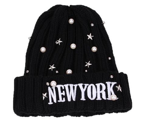 Шапка женская New York