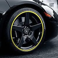 Защитные кольца для дисков GLZ R14-R22 (10 цветов). Комплект (4 шт)
