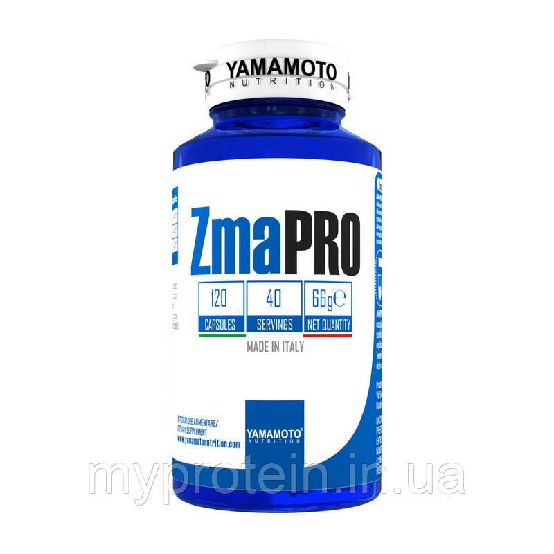 Yamamoto nutritionПовышение тестостерона   Zma Pro120 caps