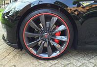 Защитные кольца для дисков GLZ R16-R18 (10 цветов). Комплект (4 шт)
