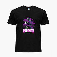 Детская футболка для мальчиков Фортнайт (Fortnite) (25186-1190) Черный, фото 1