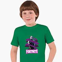 Детская футболка для мальчиков Фортнайт (Fortnite) (25186-1190) Зеленый, фото 1