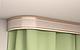 Декоративная лента на потолочный карниз КСМ (70 мм) Бленда Меандр 3 Сатин, фото 2