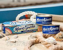Тунец консервированный в оливковом масле Mare Aperto 8шт*80г (Испания)