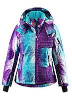 Зимняя куртка для девочки Reima TANYA 531094B-5384. Размер 128 см, фото 1