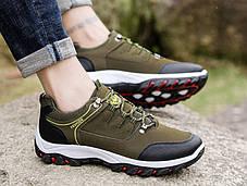 Стильные мужские кроссовки 44р, фото 3