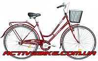 """Городской велосипед Ardis GRACE с корзиной 28"""", фото 1"""