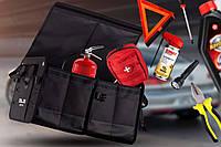 Сумка органайзер в багажник автомобиля GLZ с крышкой