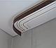Декоративная лента на потолочный карниз КСМ (70 мм) Бленда Меандр 3 Венге, фото 5