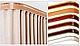 Декоративная лента на потолочный карниз КСМ (70 мм) Бленда Меандр 3 Венге, фото 6