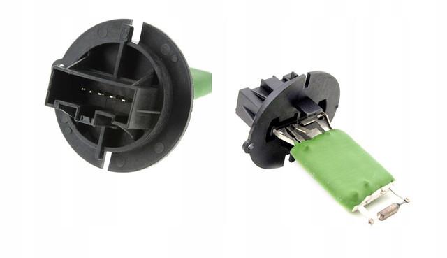 Citroen C3 (модели после 2002) реостат печки (резистор вентилятора отопителя, кондиционера)
