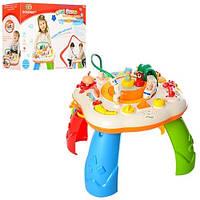 Детский Музыкальный развивающий столик GoodWay арт. 8866