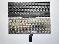"""Клавиатура для ноутбуков Apple Macbook Air 11.6"""" A1370 (2011+ годов) под подстветку UA/RU/US (Евро)"""