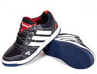 Детская спортивная обувь adidas кеды кожаные для мальчика адидас (РЕПЛИКА)