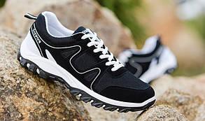 Зручні чоловічі кросівки на осінь, фото 2