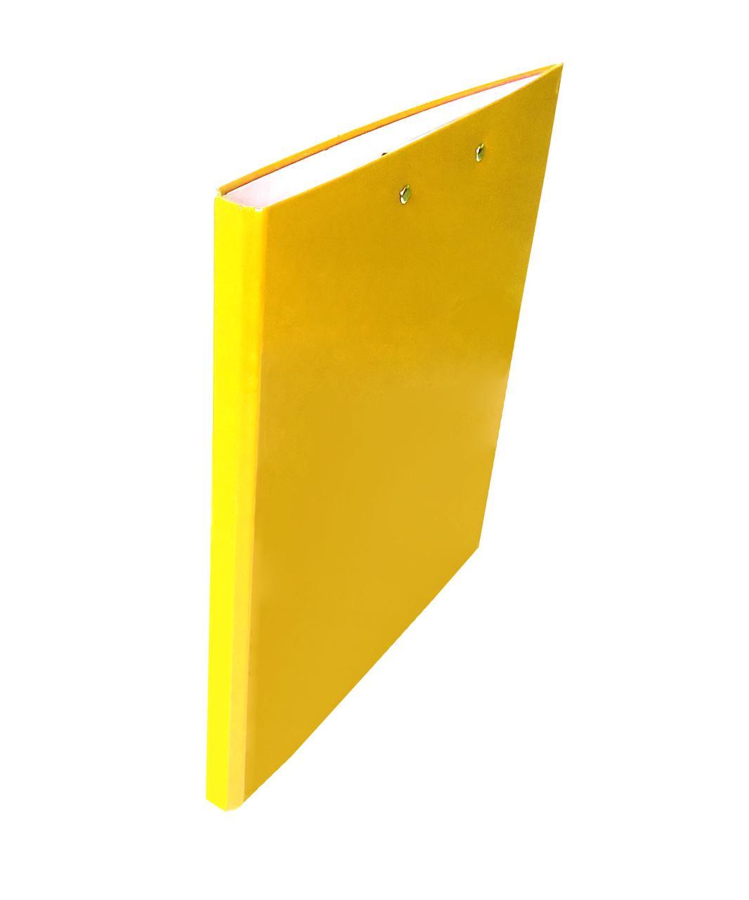 Папка с зажимом Clipboard и прижимом Miniclip, А4, 25 мм, PP-покрытие