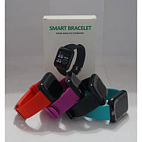 Смарт часы Fitness D13 150mah, дисплей 240х240, 1,3 TFT, usb зарядка, Bluetooth, смарт-часы, фитнес часы