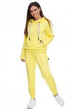 Спортивный костюм «Виола» - желтый