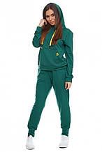 Спортивный костюм «Виола» - зеленый