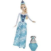 Кукла Эльза меняет цвет  Frozen Mattel, фото 1