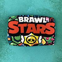 Детская маска brawl stars, фото 1