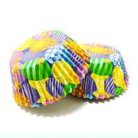 Бумажные формы для кекса \ 3х5 см \ 100 шт.