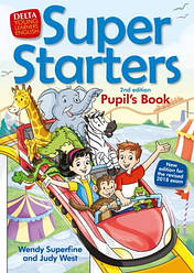 Super Starters Pupil`s Book