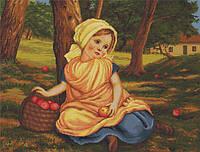 """Набор для вышивания крестом """"Luca-s"""" B457 Неожиданная удача"""