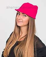 Розовая шляпка с ушками