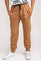 Подростковые спортивные штаны цвет кирпичный 146, 152, 158