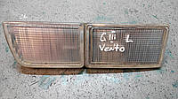Заглушка туманной фары Depo левая Volkswagen Vento 1991-1997 года