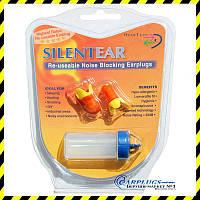 Силиконовые универсальные беруши Heartech SilentEar. SNR 32dB!, фото 1