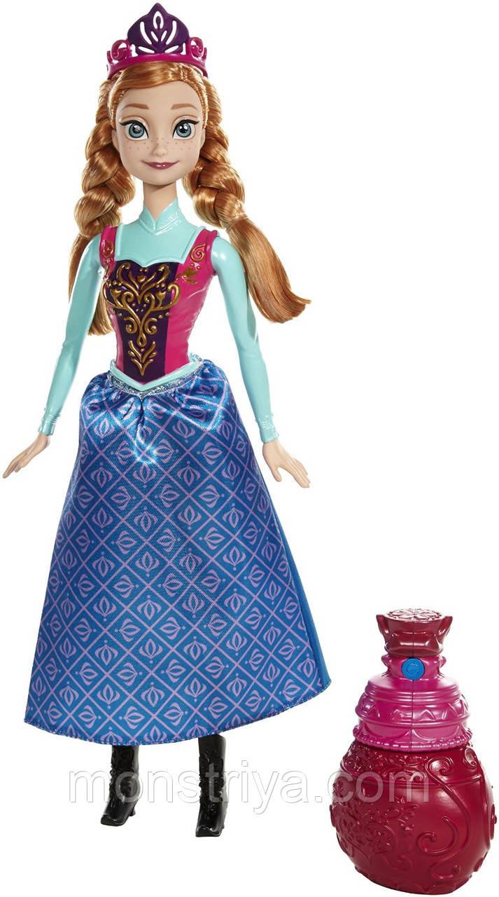Кукла Анна Измени цвет.Холодное сердце Frozen Mattel