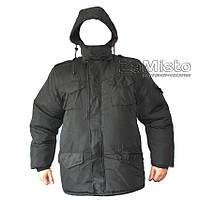 Куртка зимняя Бушлат (черная)