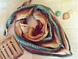 Alize Batik Angora Gold, №6277, фото 3