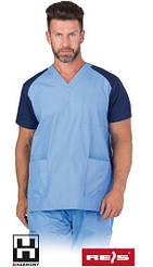 Защитная блузка с короткими рукавами REIS ПольшаTUTTI-J JNG
