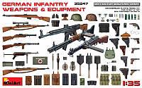 Немецкое пехотное оружие и снаряжение