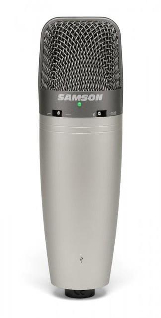 Микрофон универсальный конденсаторный SAMSON C03U