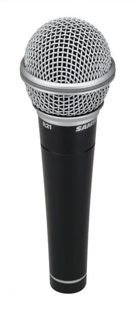 Универсальный динамический микрофон (c выключателем) SAMSON R21S