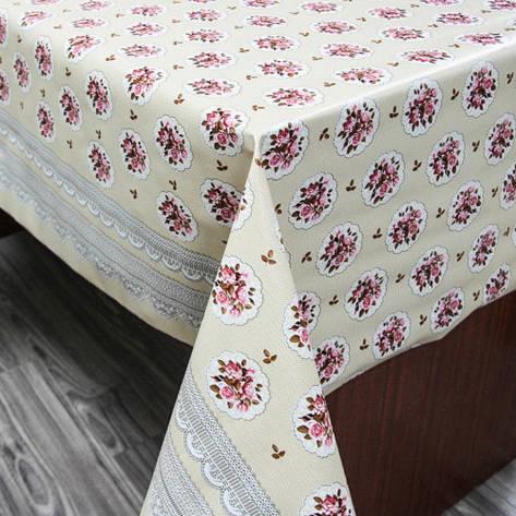 Скатерть ПВХ на кухонный стол , фото 2