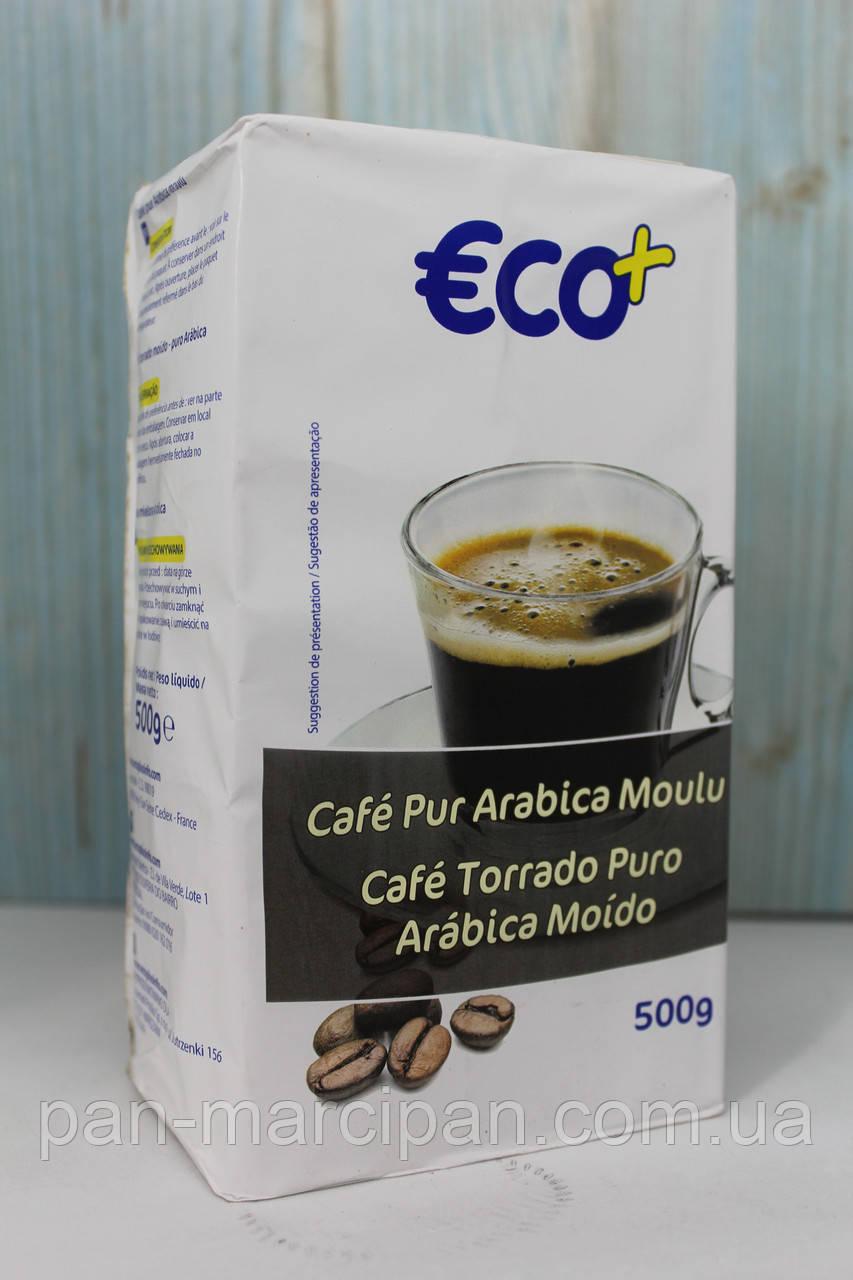 Кава мелена Eco Pur Arabica 500гр.